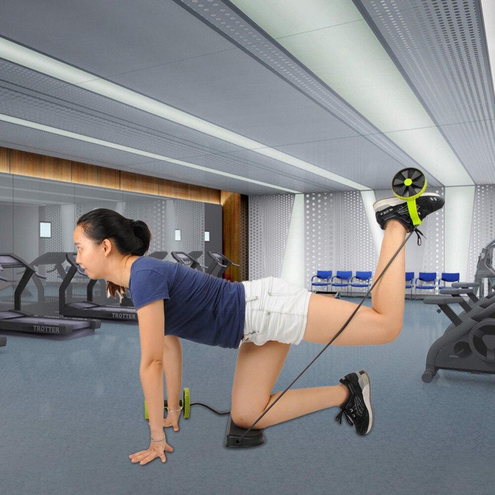 Profesyonel fitness gürültüsüz tekerlek pad ile kaliteli spor ve fitness ekipmanları ev fitness (karton)