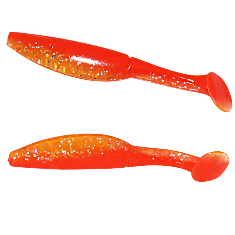 2Pcs Soft Bait <font><b>150mm</b></font> 27g Fishing <font><b>Lure</b></font> Silicone Baits Isca Artificial Para Pesca Leurre Peche Souple Fishing Tackle image