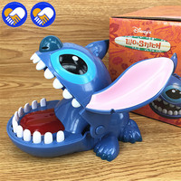 Funny Toys Stitch Cartoon Characters Cute Model Fun Toys Anime Gags Action Figures Toys Best Gifts