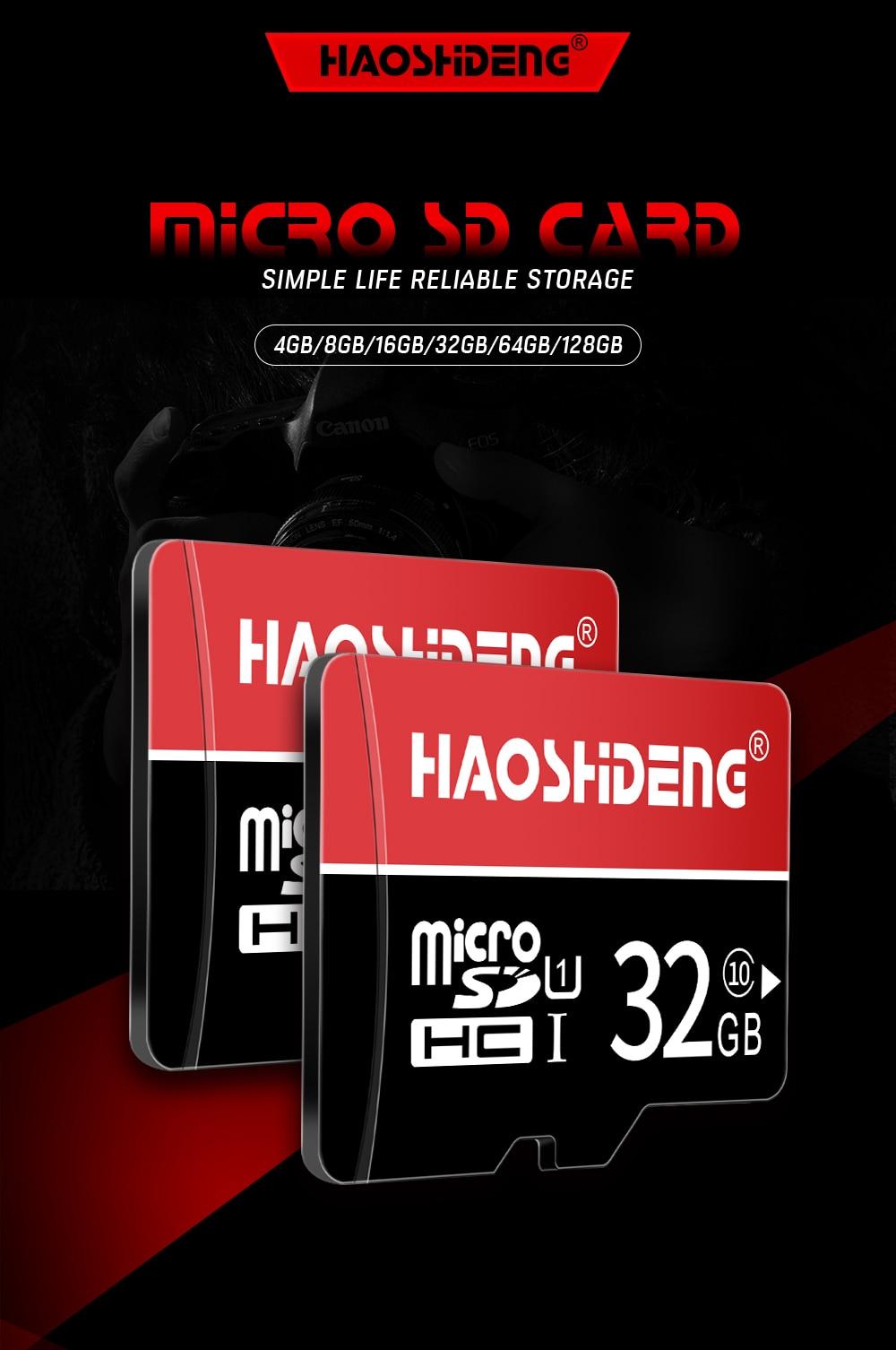 Newest Design Micro Sd Card 4gb 8gb 16gb 32gb Sdhc Mini Class10 Samsung Class 10 Essential Memory 01