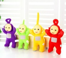 Toys, Plush, Kawaii Classic Genuine Teletubbies Plush Doll Free Shipping Cotton