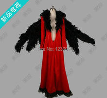 Final Fantasy Ultimecia Cosplay costume