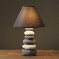 The American Ceramic Lamp Bedroom Bedside Creative Simple Modern Fashion Lovely Warm Warm Light Bedside Lamp