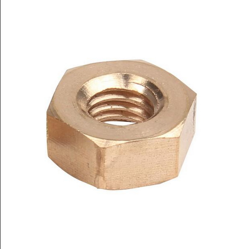Ultimate SaleòCap Nuts Screw-Cap Bolt Made-Hexagon-Nut Copper-Alloy of for Home-Using 50pcs/Pack M6-To-M8