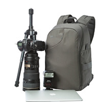 FREE SHIPPING NEW Lowepro Transit Backpack 350 AW SLR Camera Bag Backpack Shoulders With All Weather