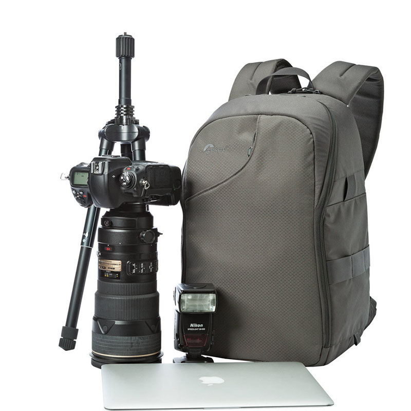 FREE SHIPPING NEW Genuine Lowepro Transit Backpack 350 AW SLR Camera Bag Backpack Shoulders With All Weather Cover Wholesale free shipping new lowepro mini trekker aw dslr camera photo bag backpack with weather cove