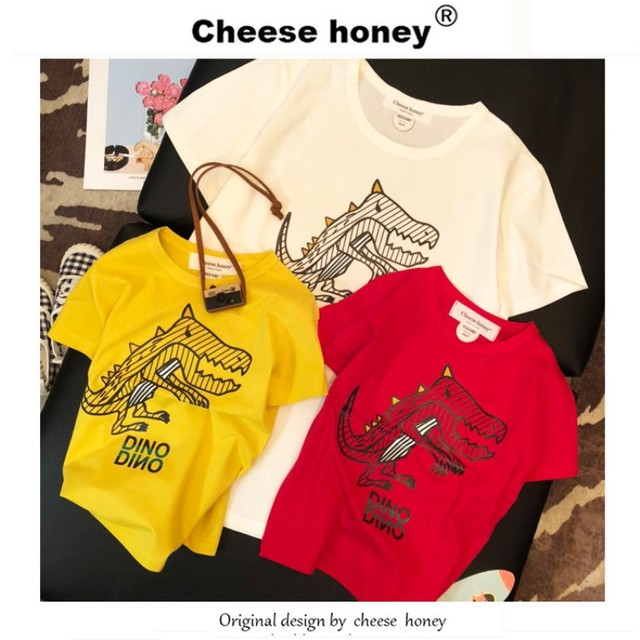 92c427dea89 Baby Girl Clothes Matching Mother Daugther Outfits Family Dinosaur 2018  Summer Mommy and Me Father Son