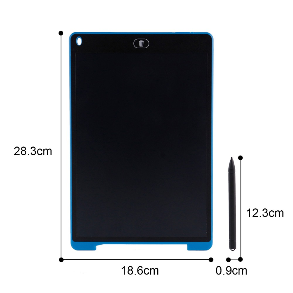 Computer & Office Frugal Newyes 15 Portable Ultra Thin Writing Tablet Gifts For Kids Office Lcd Writing Handwriting Pads Tablet Drawing Toys Lock Key