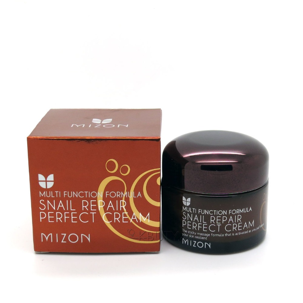 MIZON Snail Repair Perfect Cream 50ml Korea cosmetic anti aging wrinkle