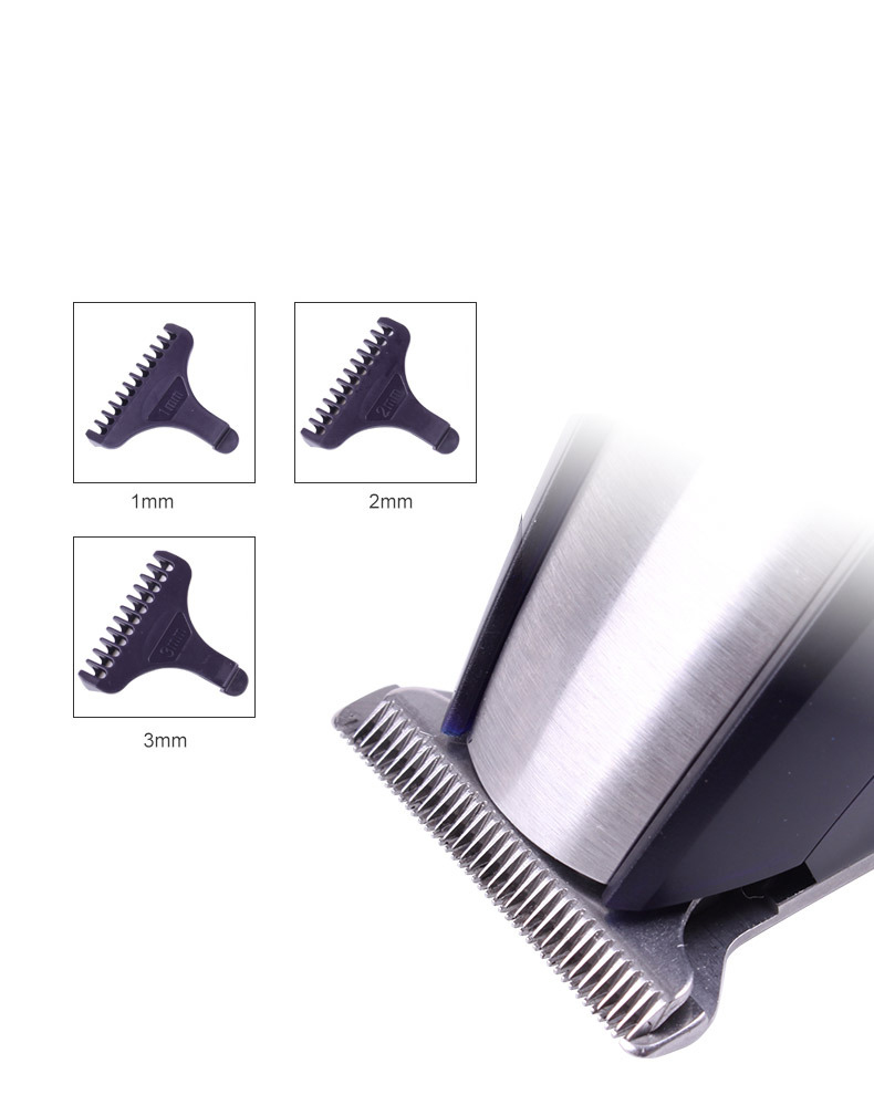 USB Hair Clipper Razor Electric Shaver Rechargeable Noise Hair Trimmer Cutting Machine Haircut Cutter Professional Brand