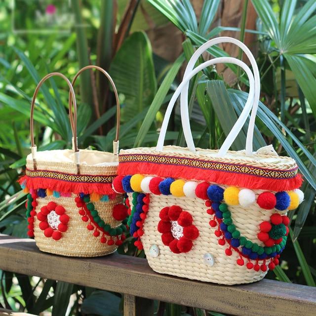 Boho Beach Bags