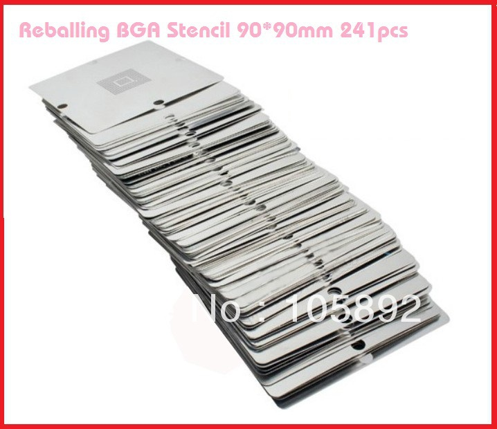 1pcs*  90*90    215-0852000  215-0852020  215-0880030  BGA  Stencil Template