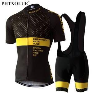 Phtxolue Cycling Clothing Bike Clothing Spring Summer Short Sleeve Cycling  Jerseys b459a00f5