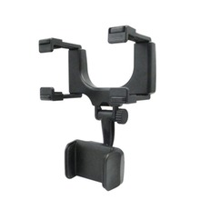 Car Phone Holder Rearview Mirror Mount Stand GPS Smartphone