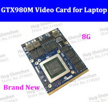 GTX980M GTX 980M 8GB MXM SLI N16E GX A1 Graphics Video Card for for DELL HP
