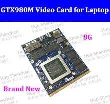 GTX980M GTX 980M 8GB MXM SLI N16E GX A1 font b Graphics b font Video font
