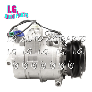 7SBU16C AC COMPRESSOR For Car Volkswagen Passat V6 1998-2005 471-1260  65654034