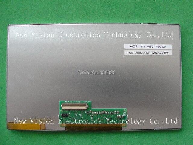 LQ070T5DG05F LQ070T5DG05 LQ070T5DG06 LQ070T5DG05E New Original 7 inch LCD screen display