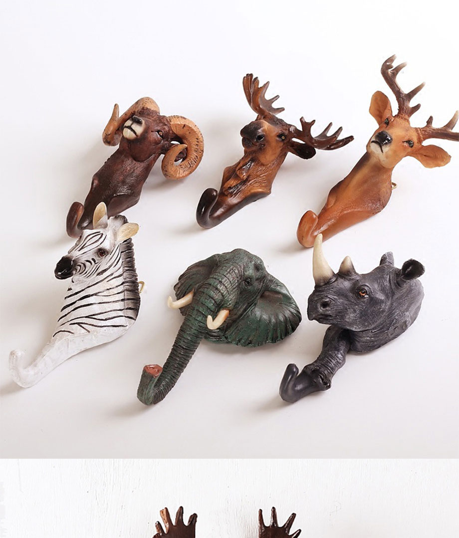 hooks for purses on wall.htm animal hook deer head coat purse key holder wall kitchen bathroom  deer head coat purse key holder wall