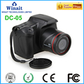 DC-05 DSLR цифровая фотокамера 12mp 720 P hd 64 ГБ памяти высокое качество горячей продажи компактный фотоаппарат видеокамера