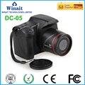 DC-05 DSLR cámara digital de 12mp 720 p hd de 64 GB de memoria de alta calidad vendedora caliente de fotos compacta cámara de vídeo videocámara