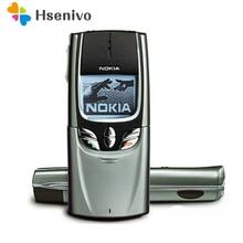 8850 100% Original Unlocked Nokia 8850 GSM One Sim card Mobile