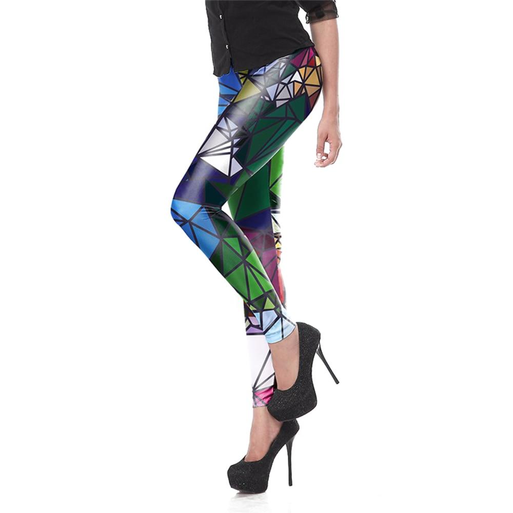 3d6d0572fa042d NADANBAO wholelsales New Fashion Women leggings 3D Printed color ...