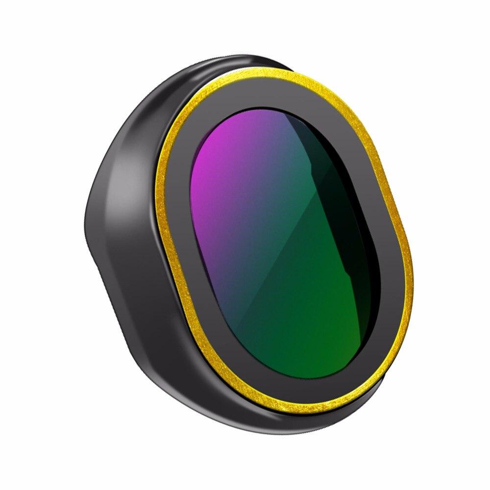 Más nuevo Spark Filtros kit mcuv CPL nd4 ND8 nd16 nd32 nd64 HD Objetivos para cámaras filtro set para DJI chispa drone dimmer microscopía de luz