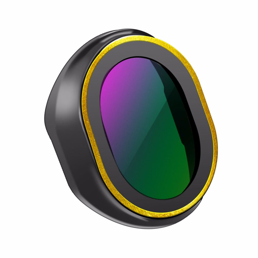 Neueste Funken Filter Kit MCUV CPL ND4 ND8 ND16 ND32 ND64 HD Camera Lens Filter Set Für DJI Funken Drone Dimmer Licht mikroskopie