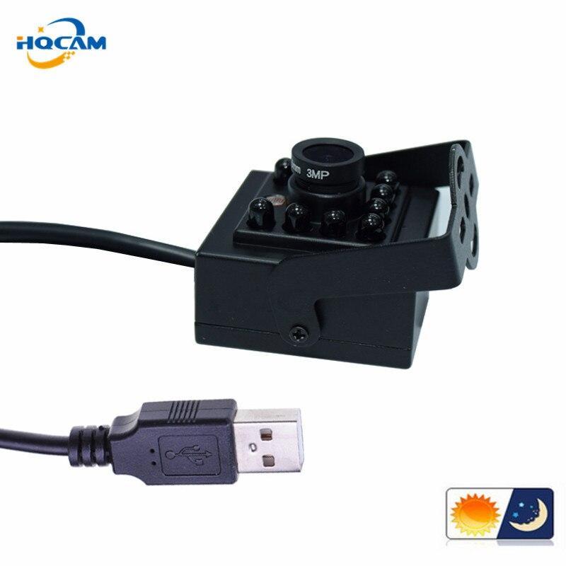 HQCAM 2.0 mégapixels 1080 p haute vitesse 30fps/60fps/120fps CCTV de Sécurité usb 2.0 port UVC 1.1 Mini ir Infrarouge Caméra Night Vision