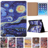 For Ipad Mini 1 2 3 Vincent Van Gogh Starry Sky Oil Painting For Apple Ipad
