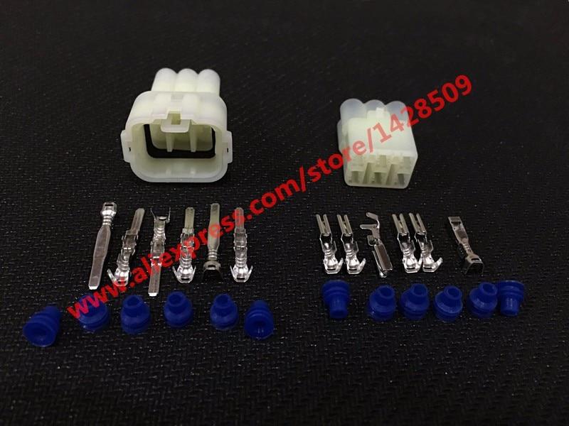 Connector Pigtail Jeep Dodge EVAP Vapor Canister Purge Valve flat pins