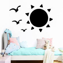 Creative picture Wall Art Decal Decoration Fashion Sticker Living Room Children Waterproof