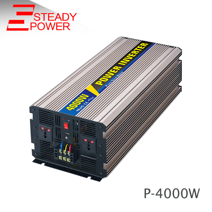 цена на 4000 watt inverex solar inverter pure sine wave inverte 12v 24v dc 220v ac 4000w power inverter