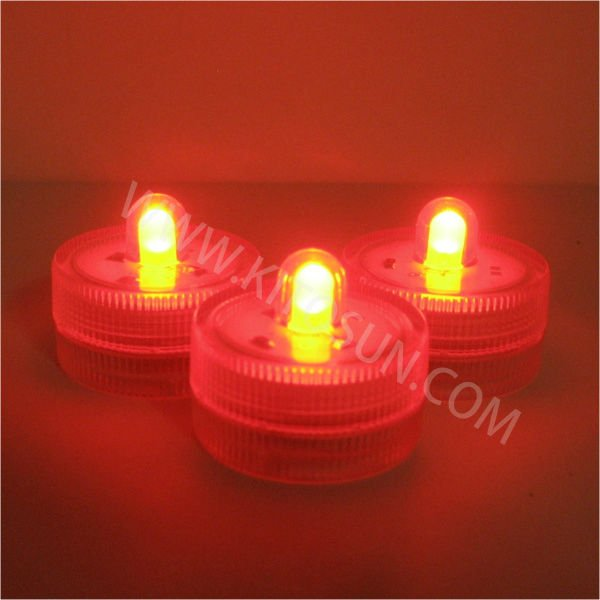 100pcs New arrival 3W mini single LED lights Battery Powered spot light colorful Decorative Base, Perfect for wedding Holiday