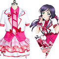 Love Live! Nozomi Tojo After School Activity Uniform Outfit Anime Cosplay Costume Full Set New Original Version Halloween Party