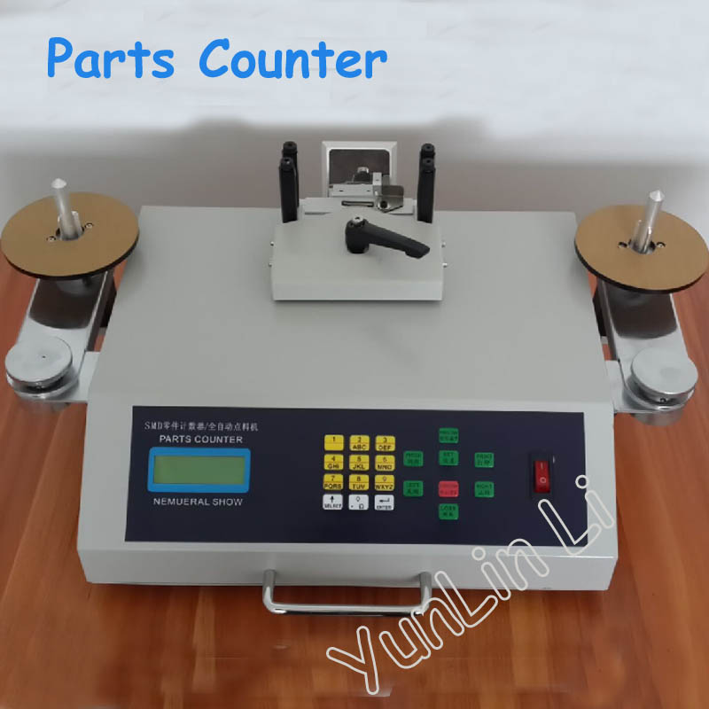 Automatico SMD Componente di Ricambio Contatore SMD Macchina di Conteggio di Buona Qualità Regolabile Velocità Punti Macchina di Conteggio MRD-901