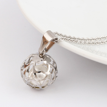 Stainless Steel Pearl Jewelry
