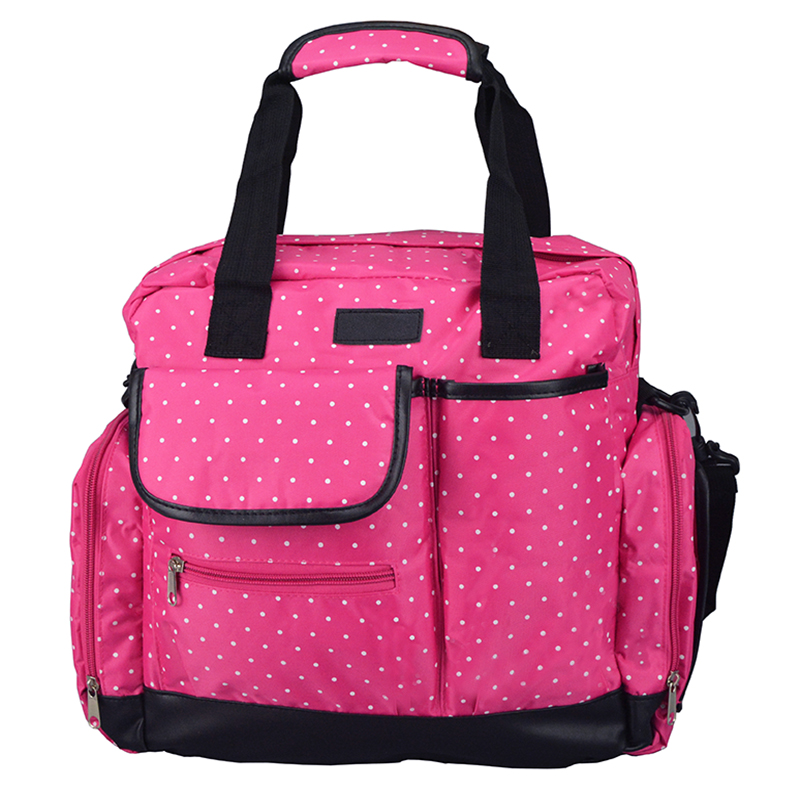 diaper bag functional dots backpack for mummy maternity women messenger bags for baby care nappy. Black Bedroom Furniture Sets. Home Design Ideas