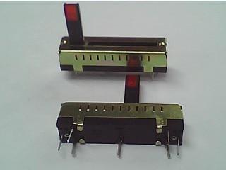 韓国スライディングポテンショメータb20k 4.5センチイルミネーションステップ