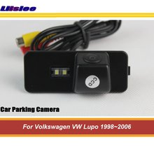 Liislee Auto Reversing Rear View Camera For Volkswagen VW Lupo 1998~2006 / Car Parking Rear View Camera / TV NTSC or PAL car rear view parking video camera ntsc page 1