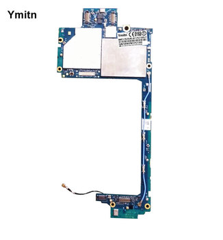 Ymitn Mobile Electronic panel mainboard Motherboard Circuits 64GB Flex Cable For Sony Xperia X performance XP F8131 F8132