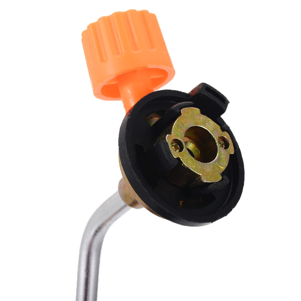 Gas Torch Butane Burner Outdoor Camping BBQ Gas Torch Flame Gun Welding Gas Torch for Welding Equipment in Welding Torches from Tools