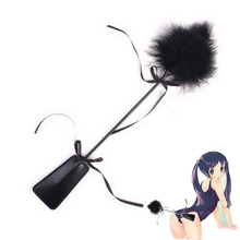 Bdsm Feather Tickled Whip Bondage 에로틱 처벌 페티쉬 가죽 Spanking Paddle Play Flogger 섹스 토이 for Lover Riding Crop Pony