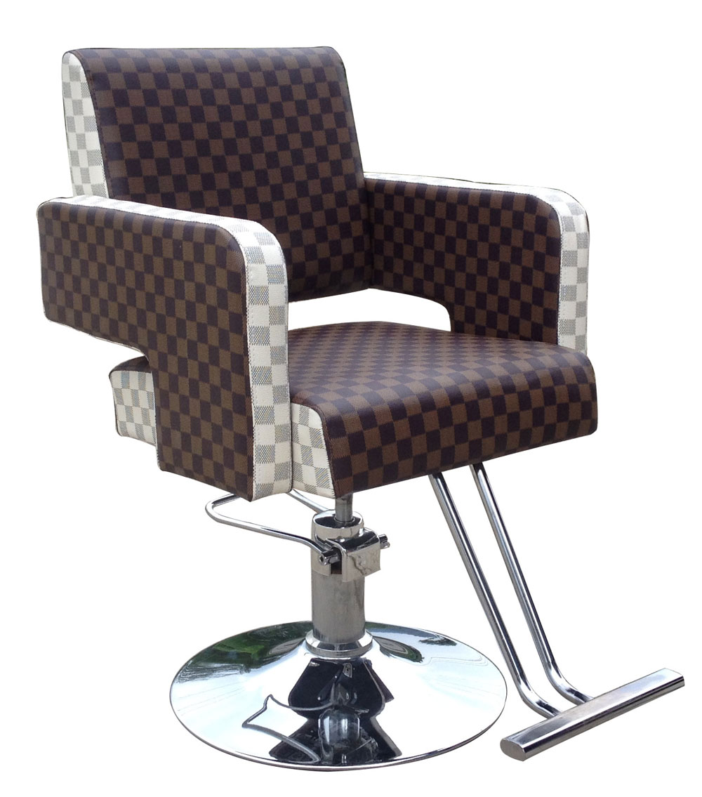 Hydraulic Furniture Lift : Hair salon chair hydraulic rotating lift in