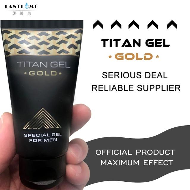 titan gel effect