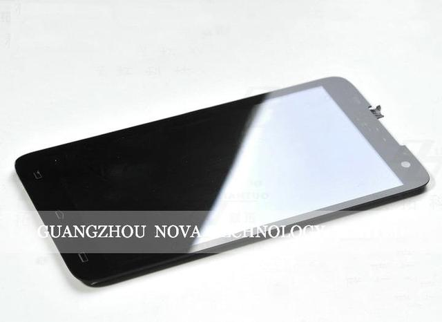 100% original lcd pantalla + digitalizador de pantalla para philips xenium w6610 sensor de pantalla táctil + herramientas 3 m adhesivo