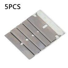セラミックガラスオーブン窓着色かみそりスクレーパーステンレス鋼の刃 1.57 インチ