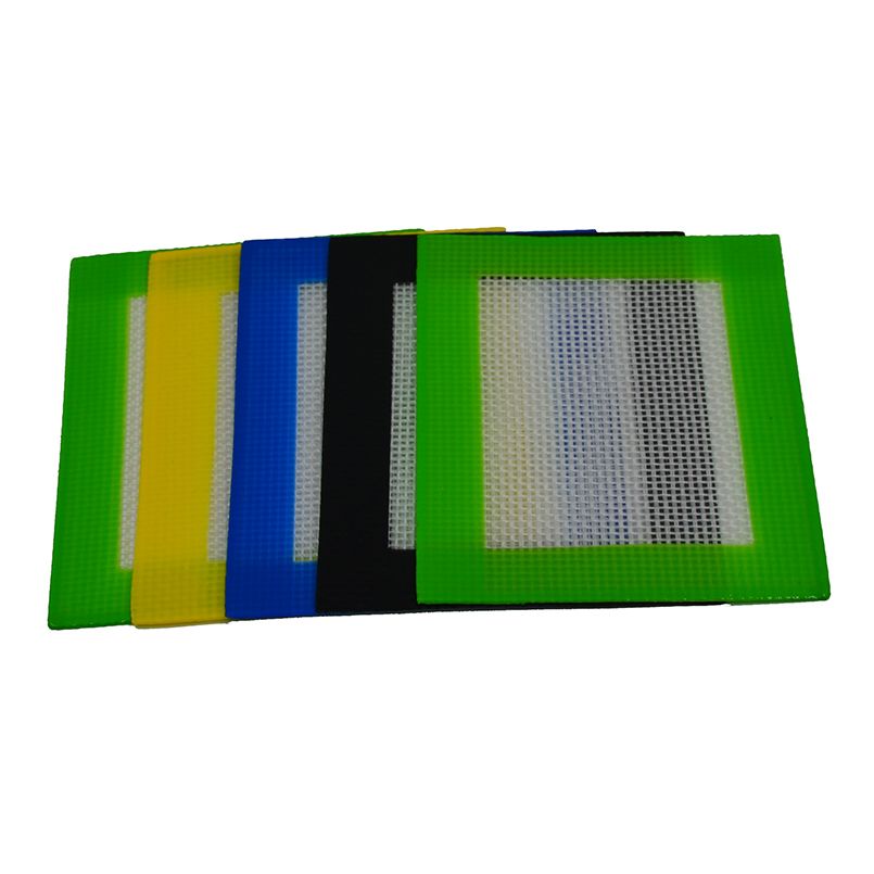100 pièces Bho silicone cuisson cire tapis pads fo rbutane lisse huile avec Fiber De Verre-in Outils boulangerie et pâtisserie from Maison & Animalerie    1