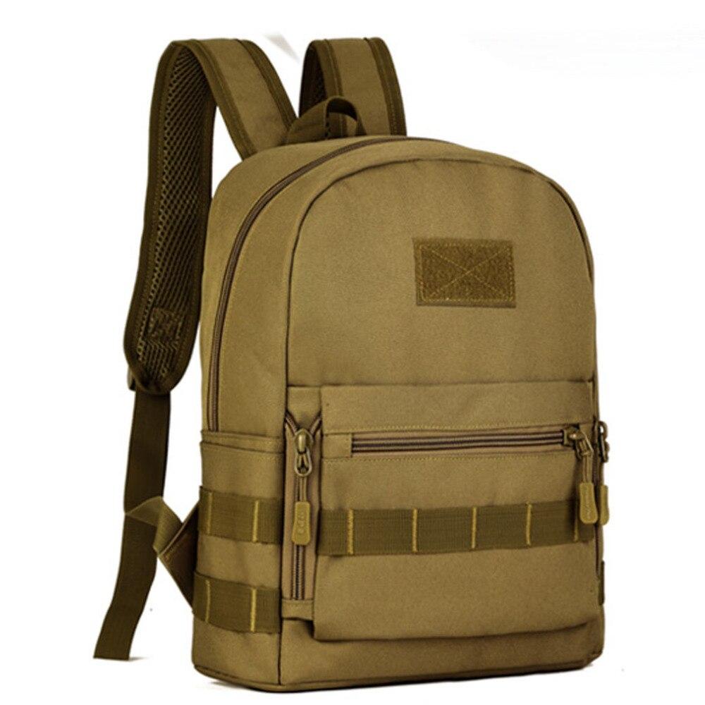 Men Nylon Shoulders font b Backpack b font Bag Military Hike Trekking font b Laptop b